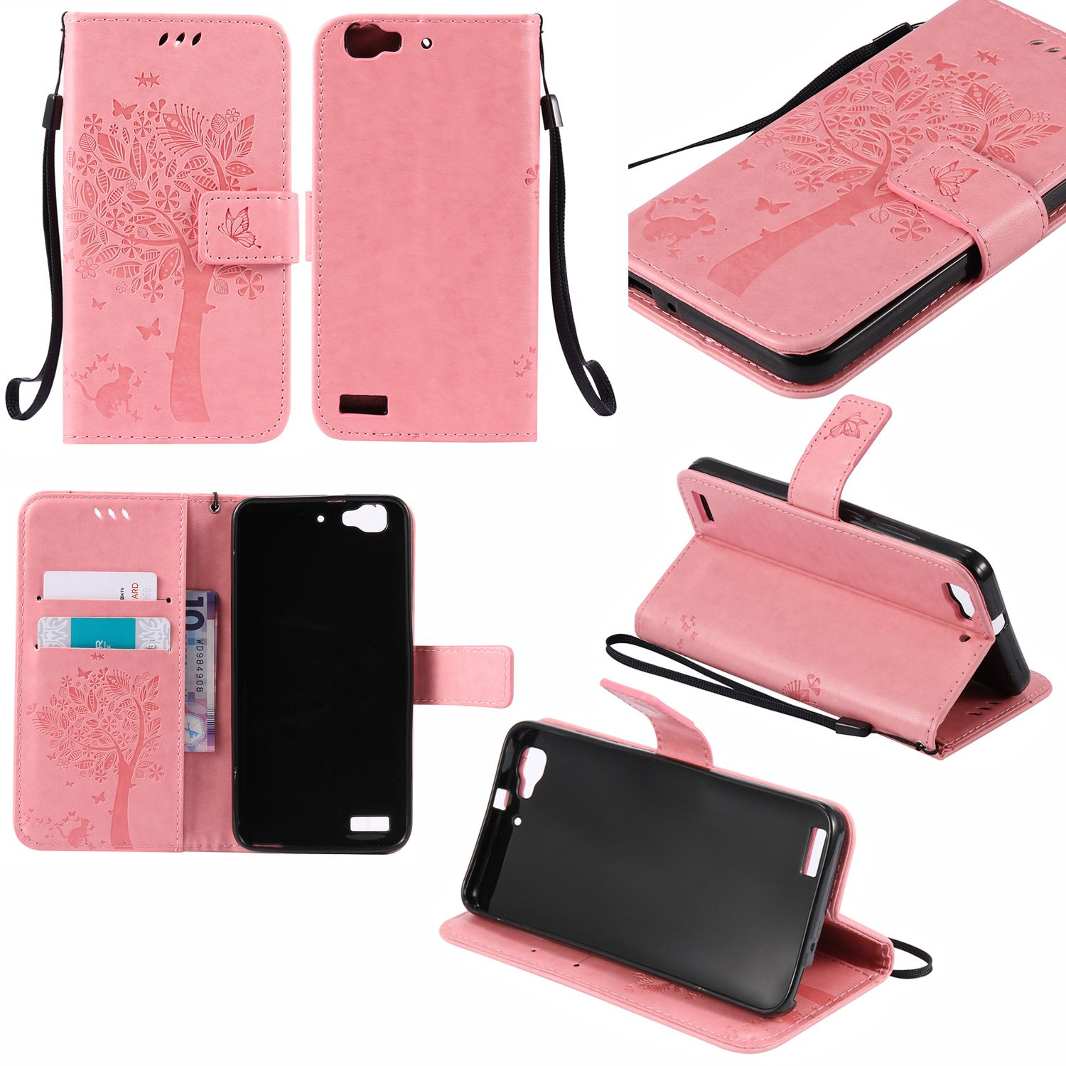 Flip Case For Huawei Gr 3 Gr3 Tag L03 L13 L21 L23 2in1 Military Armor Hard Soft Asus Zenfone Max 55 Zc553kl Leather Phone Cover L01 L22 Cases