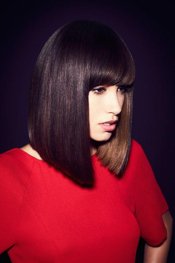 Trendfrisuren 2015  Trendfrisuren  Frisuren braune