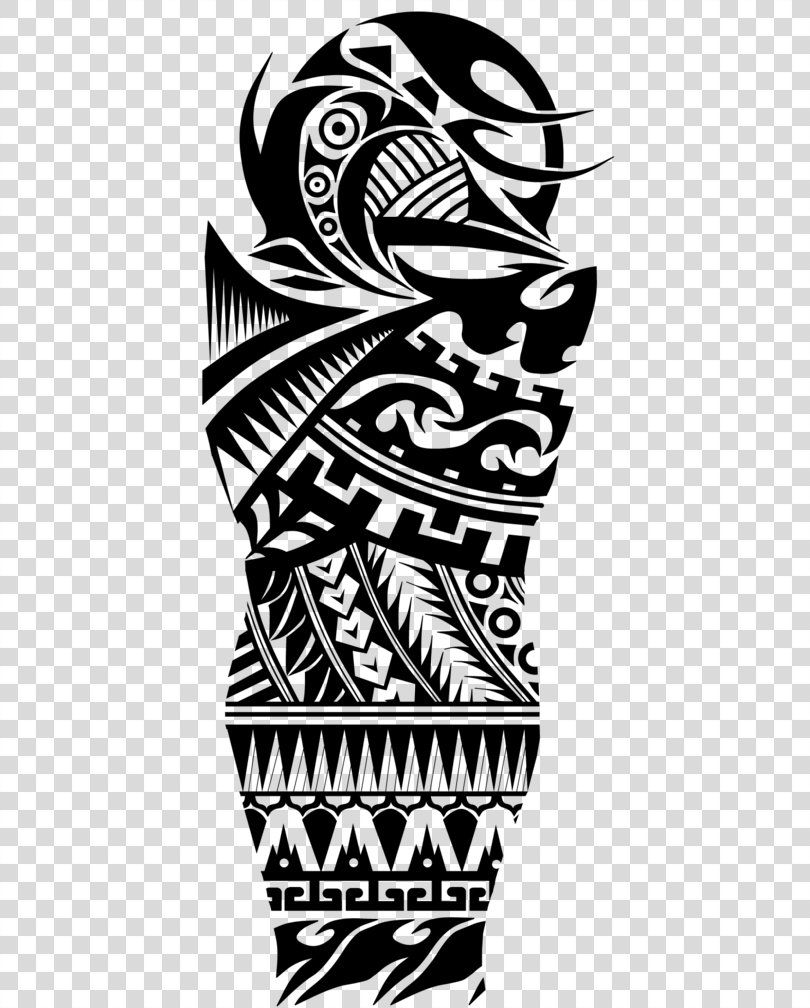 Tattoos Png : tattoos, Sleeve, Tattoo, Cover-up,, Tattoo,, Abziehtattoo,, Black, Cover, Tribal, Tattoos,, Tattoos