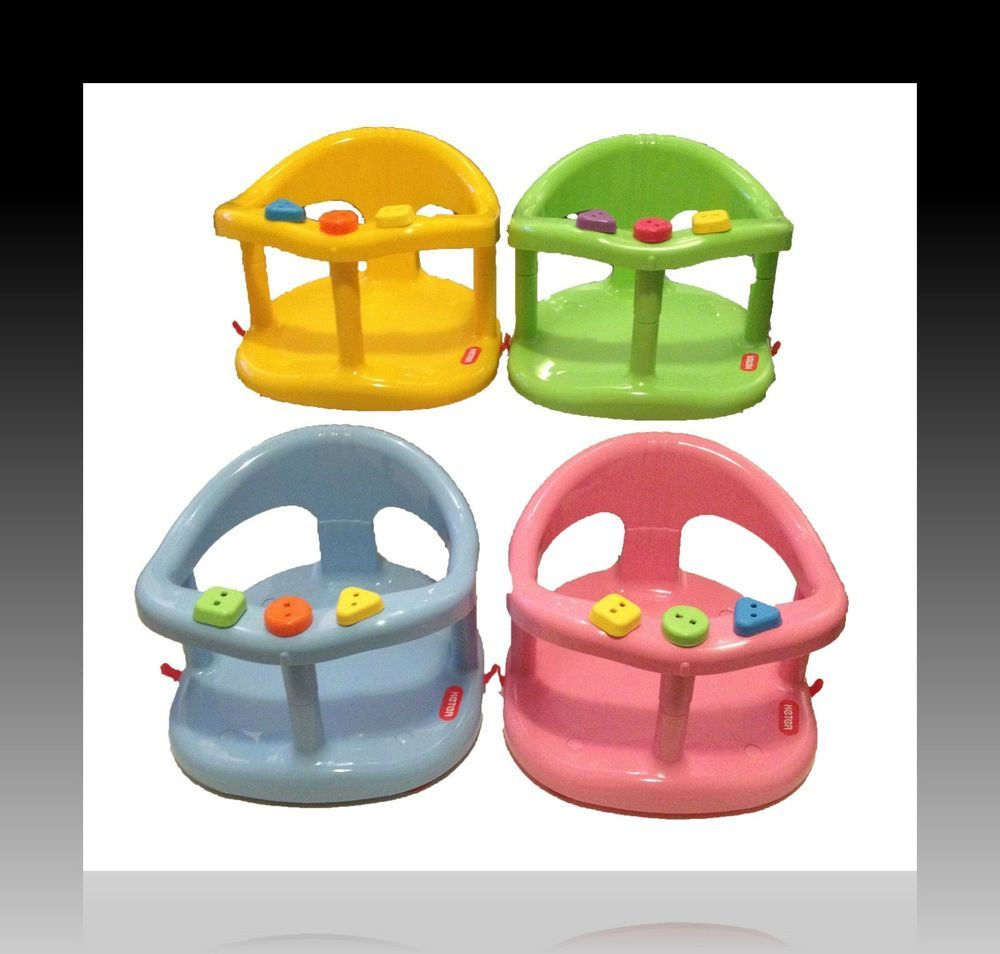 Baby bath chair walmart - Baby Safe Bath Tub Ring Safety Anti Slip Seat Chair Keter Infant Child Toddler
