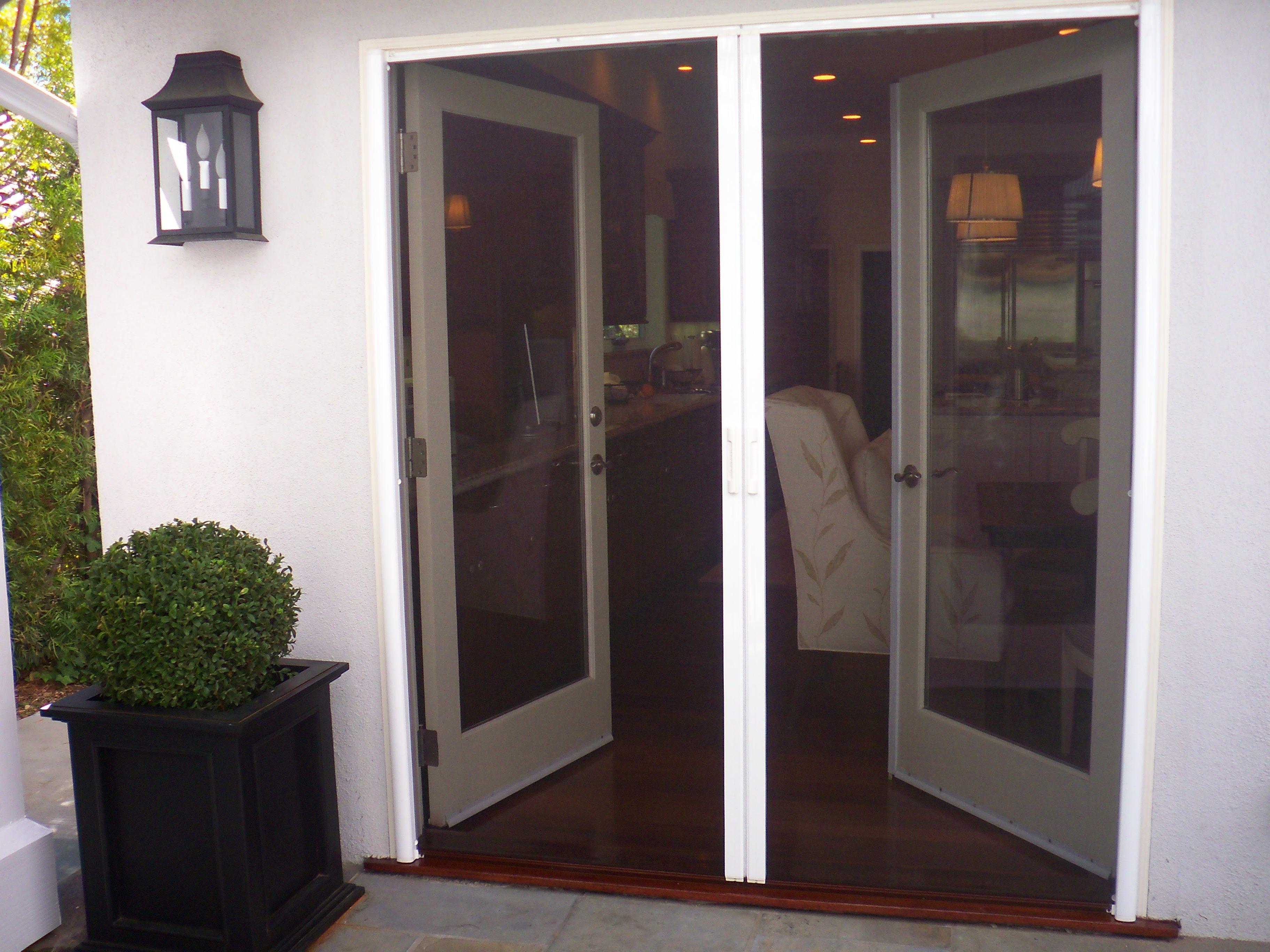 Larson Retractable Screen Door For French Doors Http