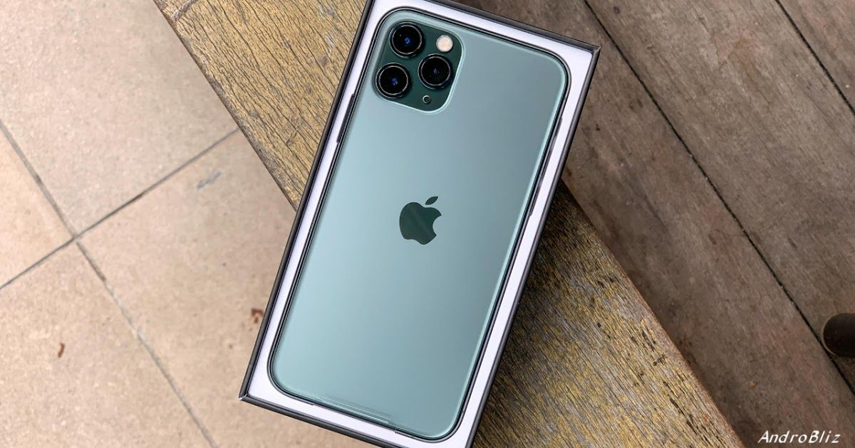Unboxing Hands On Iphone 11 Pro Midnight Green Iphone Iphone