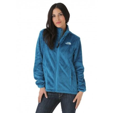 The North Face Women S Osito Jacket Brilliant Blue New
