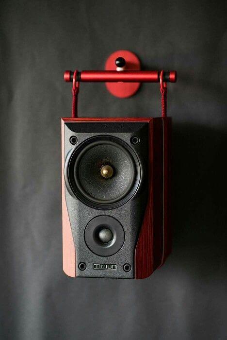 Vibefree S Wall Mount Loudspeaker Suspension System Speaker Wall Mounts Speaker Stands Diy Audio Design