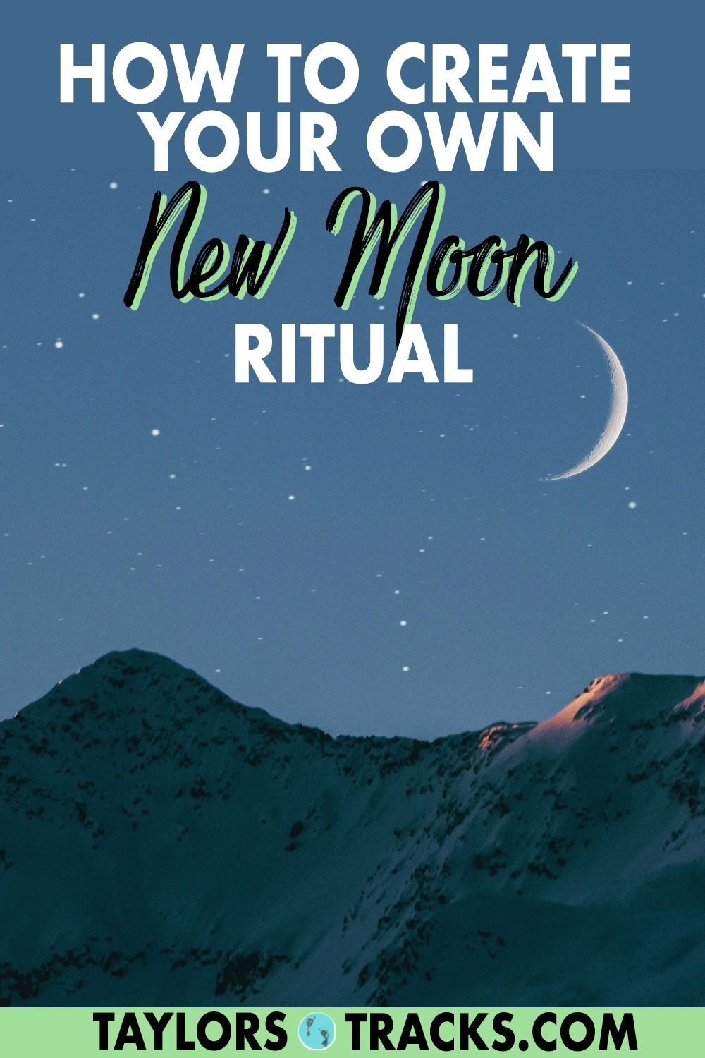How to set powerful new moon intentions in 2021 books