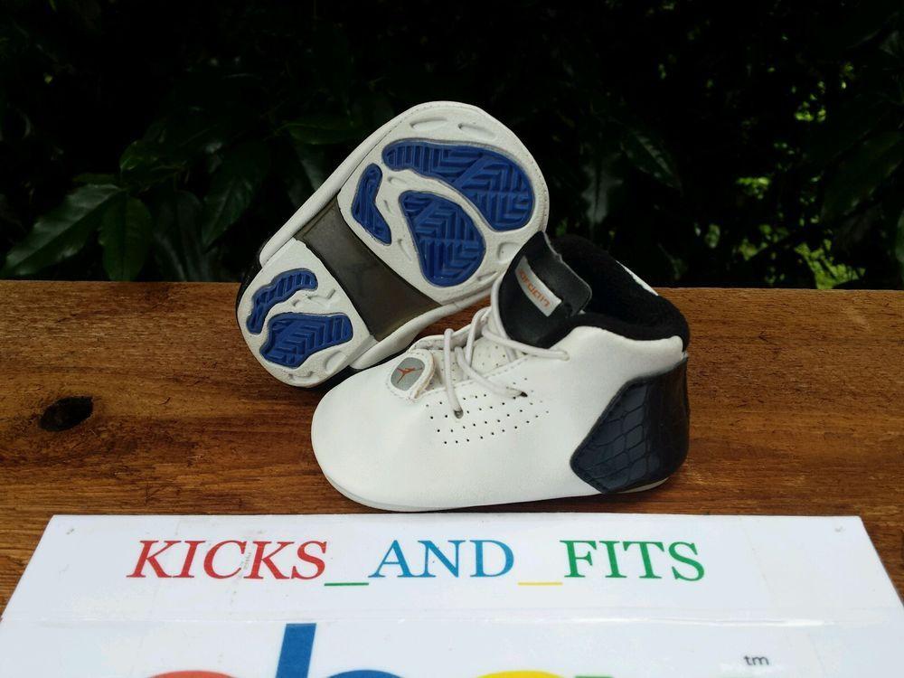 6022e3a1e9300c Vtg og 2002 Nike Air Jordan XVII+ 17 Copper Croc 1c soft bottom not reto