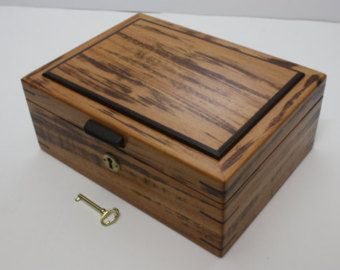 Keepsake Box with Removable Lid