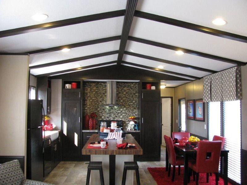 Pin de Texas Built Mobile Homes en Affordable, High-End Singlewide ...