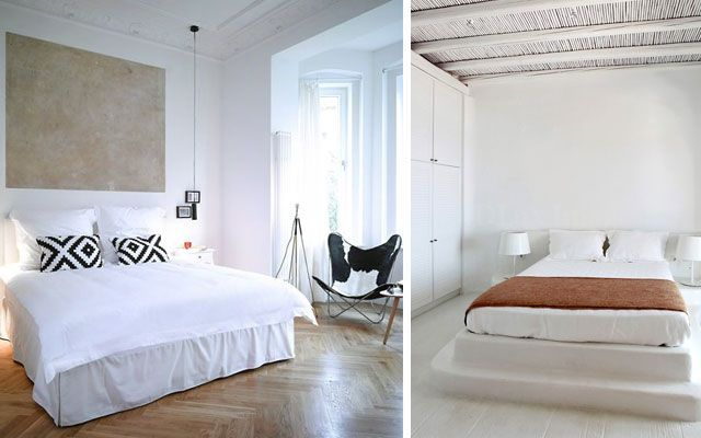ms de 45 ejemplos de dormitorios luminosos para decorar nuestras casas y levantarnos con alegra la luz como efecto positivo en el estado de nimo - Dormitorios Decoracion