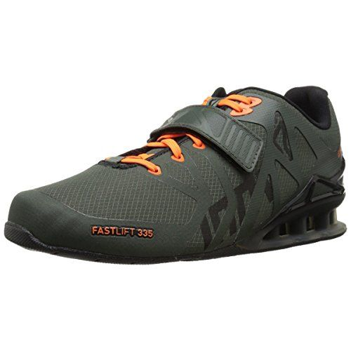 Inov-8 Men's Fastlift 335 Weight-Lifting Shoe *** Check this awesome