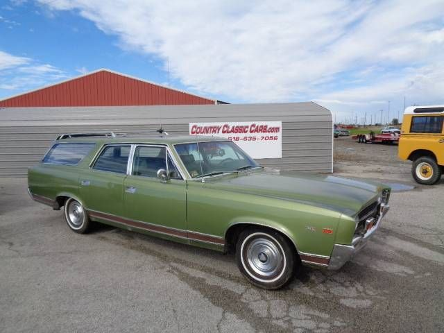 1969 Amc Ambassador Utility Wagon Wagons For Sale Amc