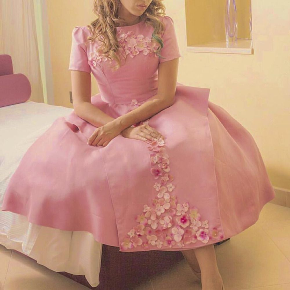 http://www.aliexpress.com/store/product/Vintage-Prom-Dresses-Pink ...