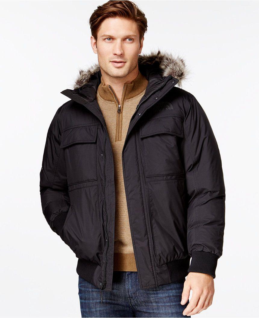 The North Face Gotham Jacket Coats Jackets Men Macy S Jackets North Face Fleece Hoodie Mens Jackets [ 1053 x 860 Pixel ]