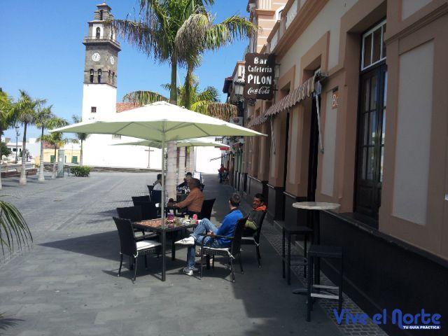 Plaza de Buenavista Tenerife