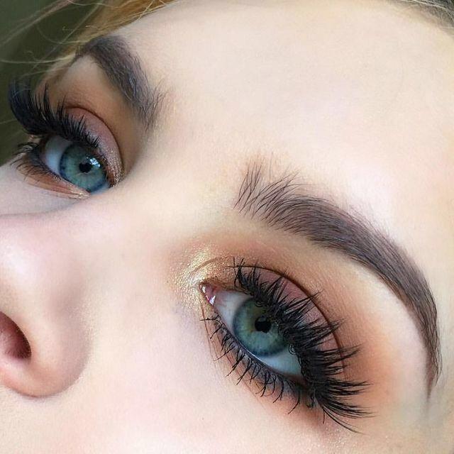 Warm Tan Smokey Eyes Easy Eye Makeup Tutorial Skin Makeup