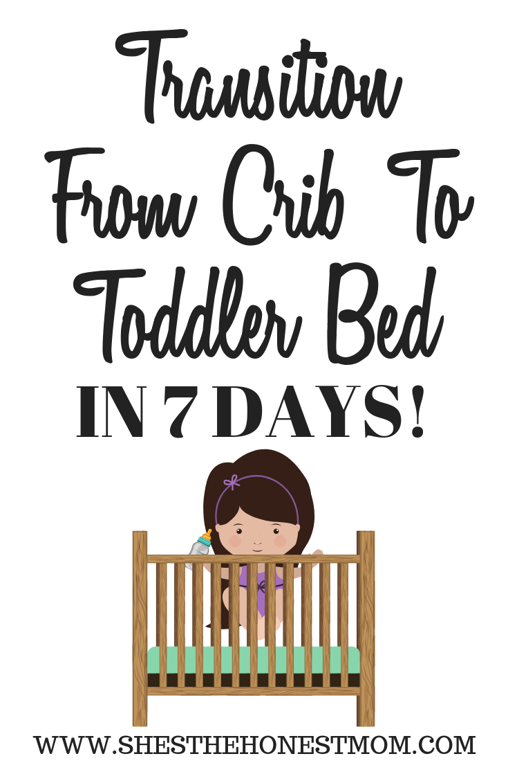 How to transition from crib to toddler bed! | Mom humor ...