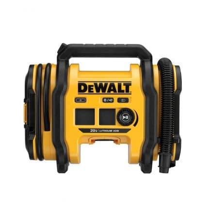 DEWALT 20V Max Portable Air Compressor Best portable air