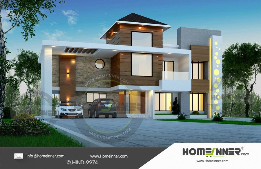 4 bedroom house plans kerala style architecture