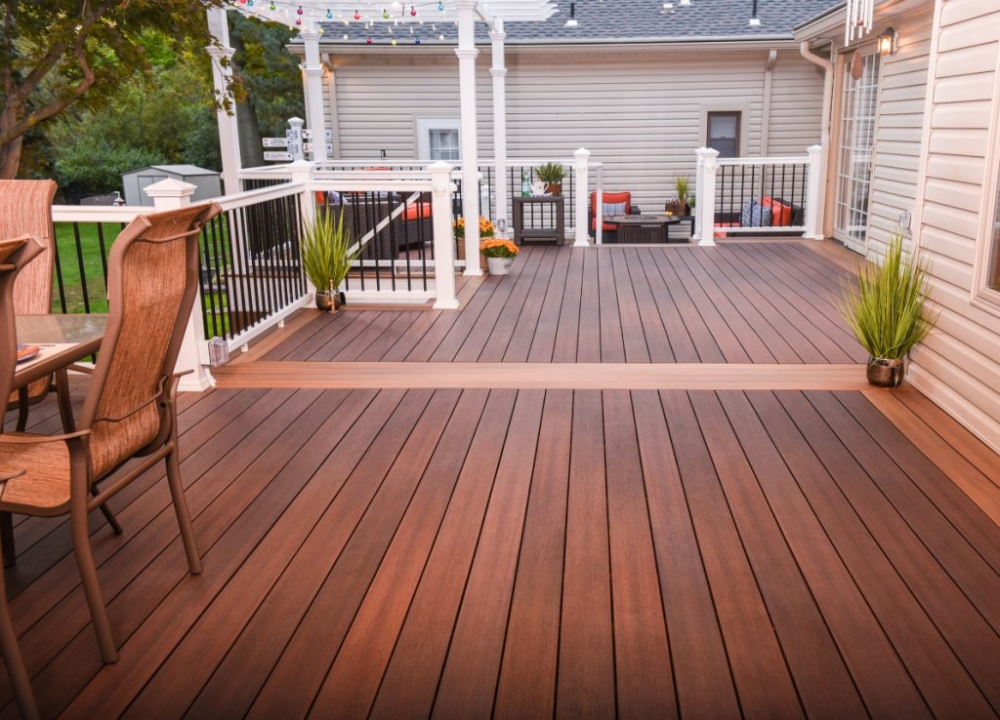 How To Find Your Ideal Composite Deck Board Color Building A