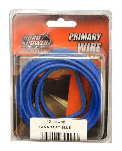Coleman Cable 12 1 12 12 Gauge 11 Foot Automotive Copper Wire Blue By Coleman Cable 6 11 Coleman Cable 12 Copper Wire Electrical Wire Connectors 12 Gauge