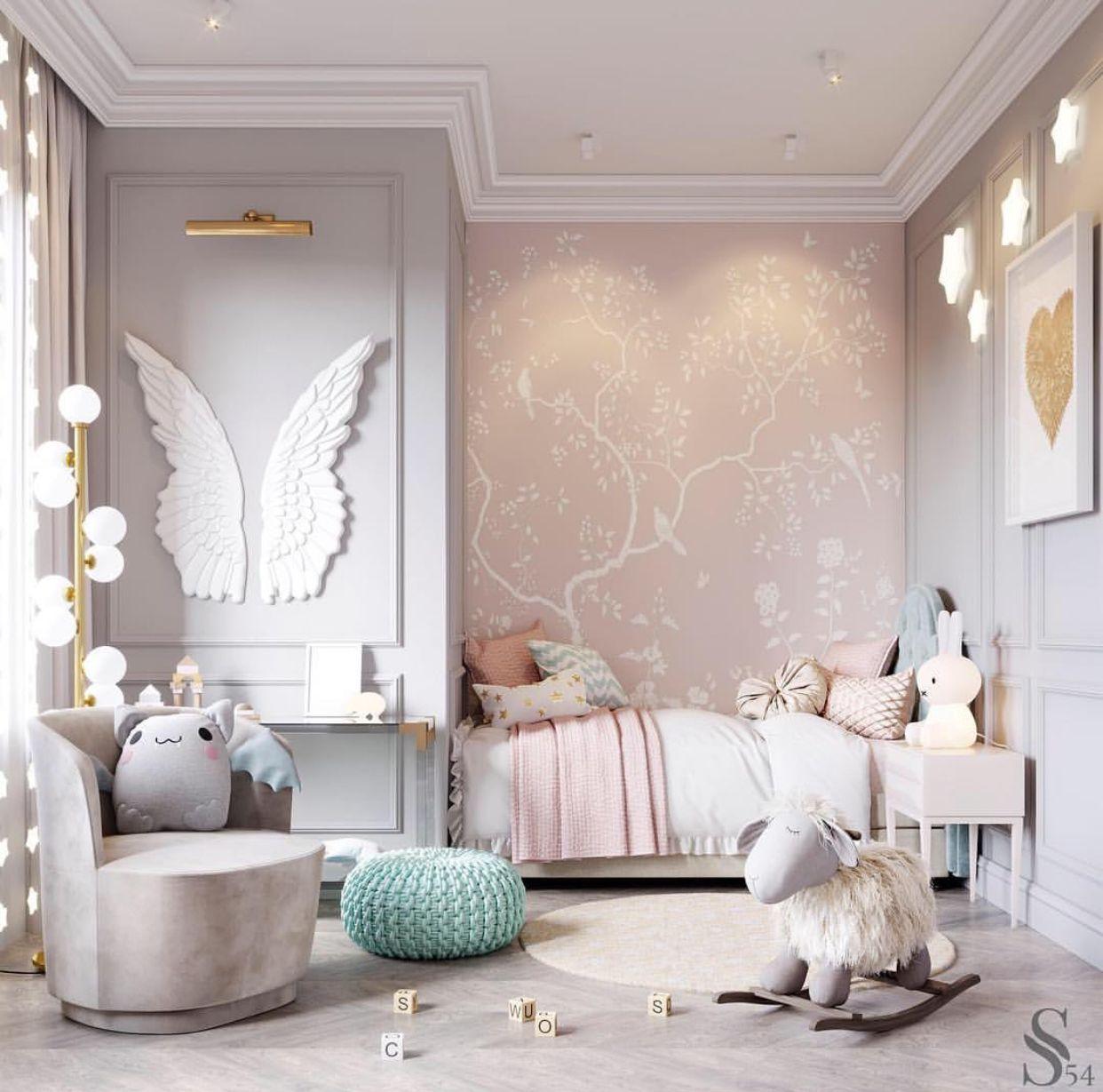 Perfect Elegant Little Girls Room Baby Room Decor Girl Bedroom