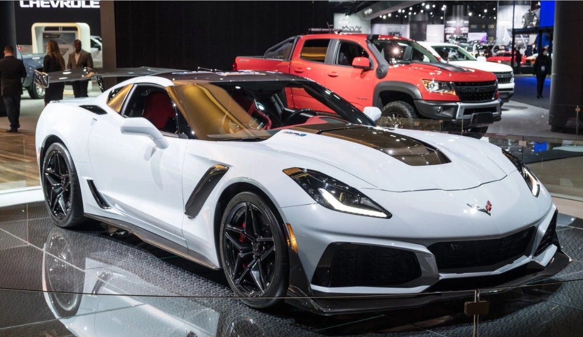 2020 Chevrolet Corvette Zr1 Horsepower Car Wallpaper 4k