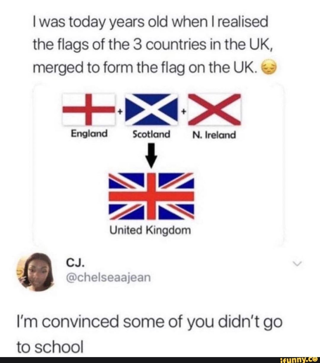 United Kingdom I M Convinced Some Of You Didn T Go J Ifunny About Uk Edgy Memes England And Scotland