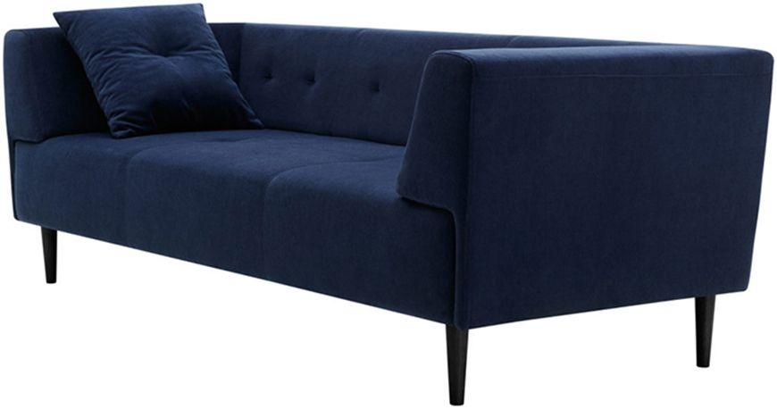 2015 Modern Living Room Furniture Trend: 5 Velvet Sofa Ideas