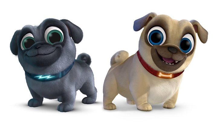 Exclusive Cars3event With Disney And Pixar Cute Pugs Pug