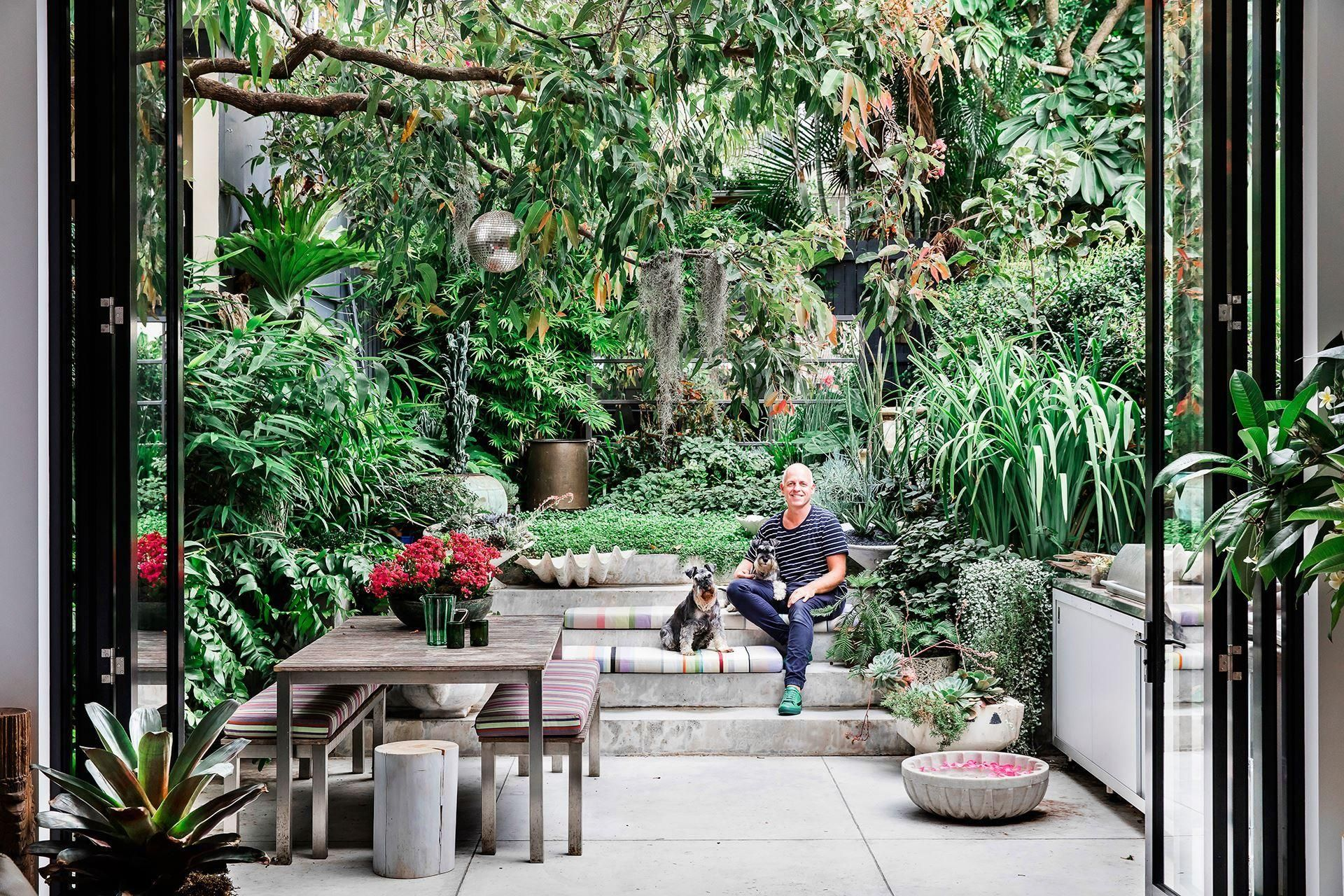 The Renovated Sydney Home Of Florist Sean Cook in 2020 ...