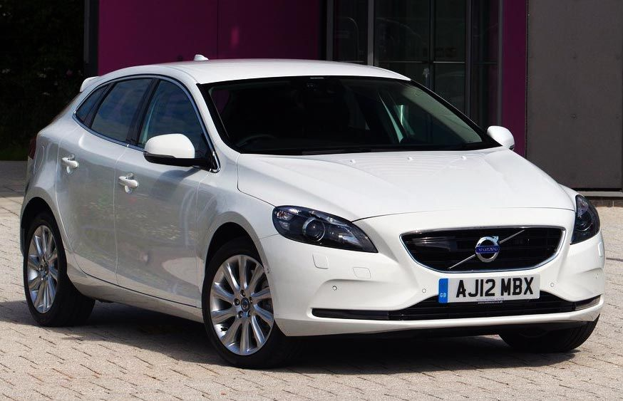 Volvo V40 The Safest Car In World
