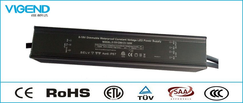0 10v Dimming Cv 100w Led Driver Led Drivers Led Power