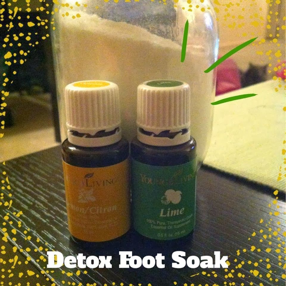 Detox Foot Soak Good Feet Diy