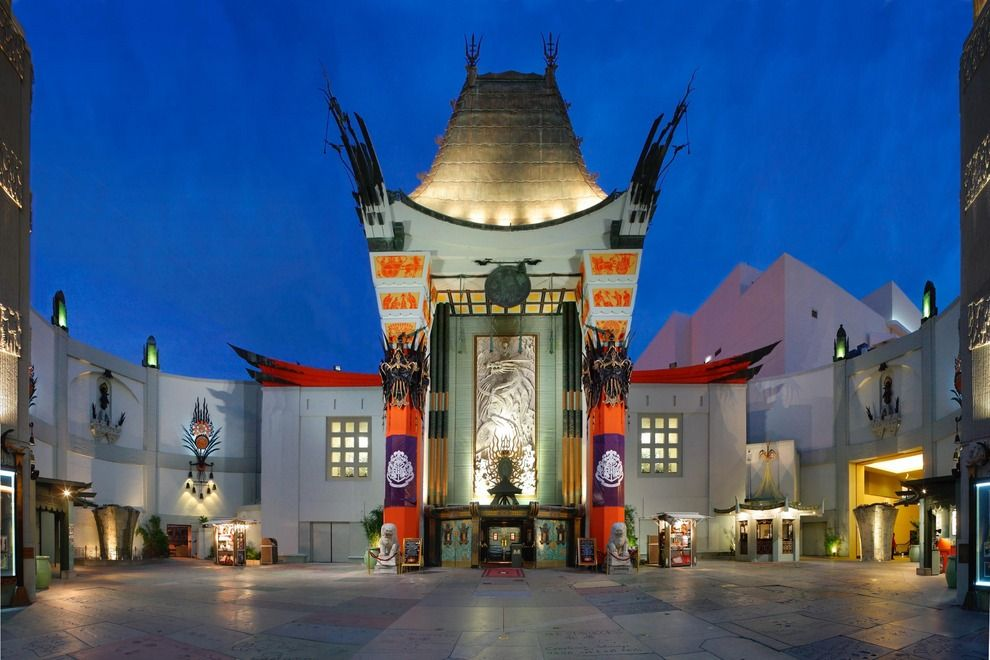 Best Things To Do In La Pictured Tcl Chinese Theater Imax