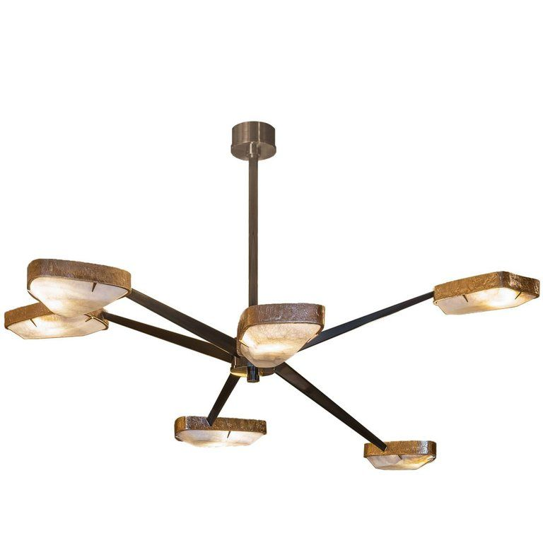 Spider jewel bronze and onyx chandelier by achille salvagni italy spider jewel bronze and onyx chandelier by achille salvagni italy 2015 aloadofball Gallery