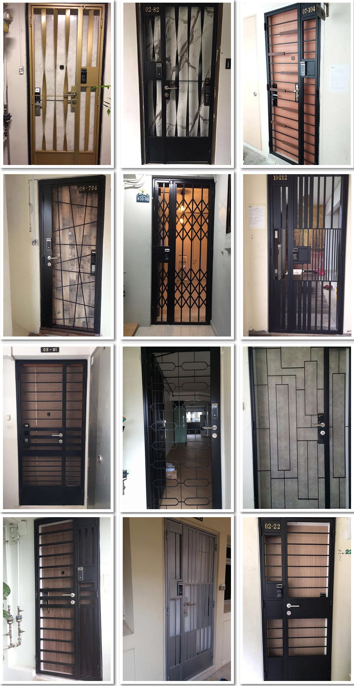 We provide customize or complete door and gate solution for home owners. With wide range & We provide customize or complete door and gate solution for home ...