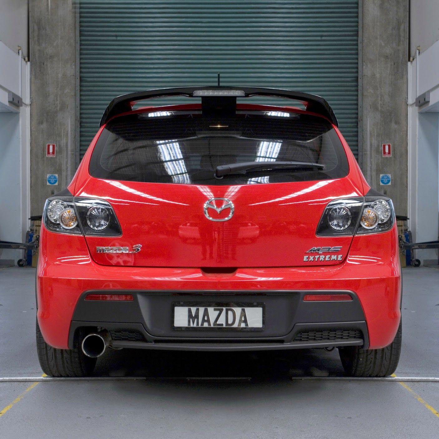 Mazda Auto: Mazda, Mazda 3 Mps, Mazda 3