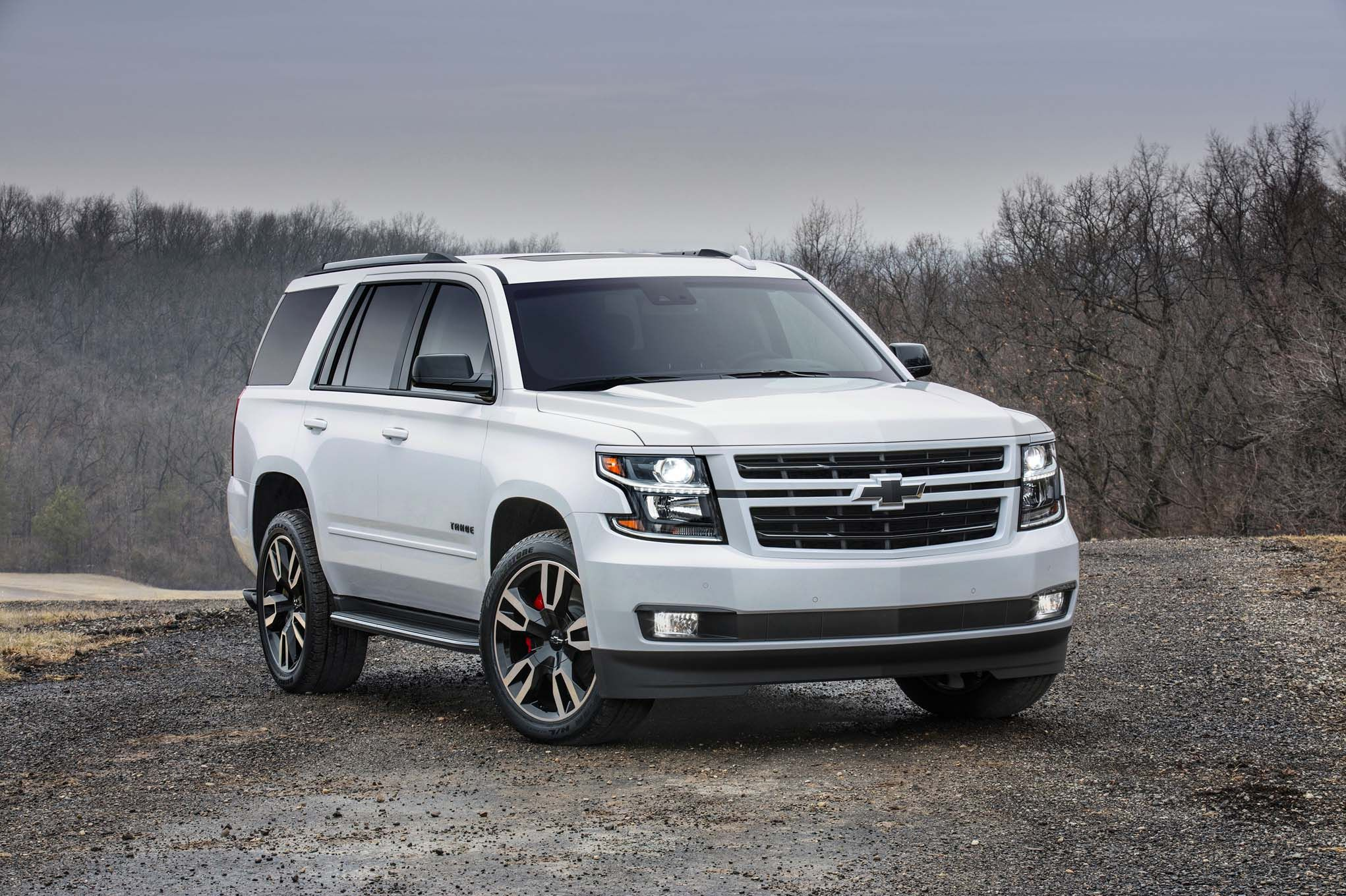 2018 Chevrolet Tahoe And Suburban Rst First Look Motor Trend Blog
