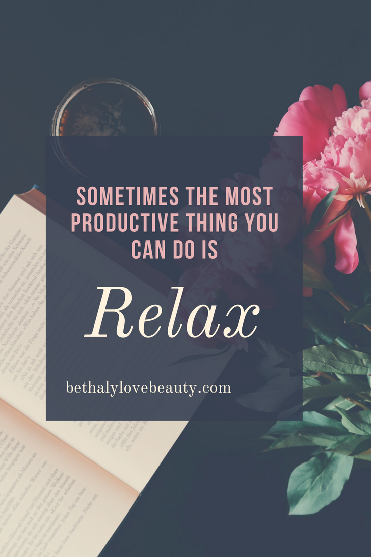 29 Relax Quotes To Help You Recover - Working Den