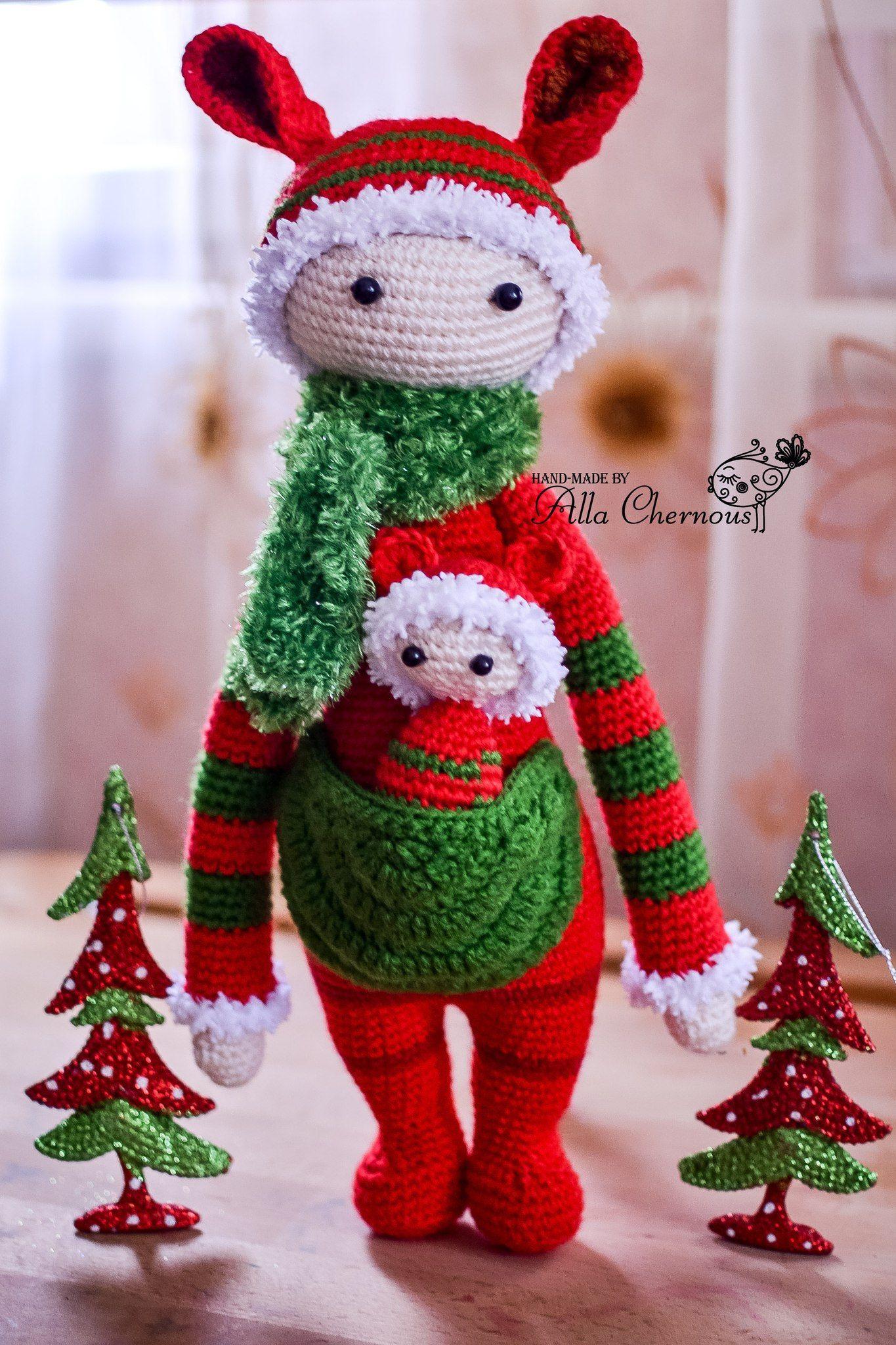Lalylala Kerst Haken Lalylala Vriendjes Pinterest