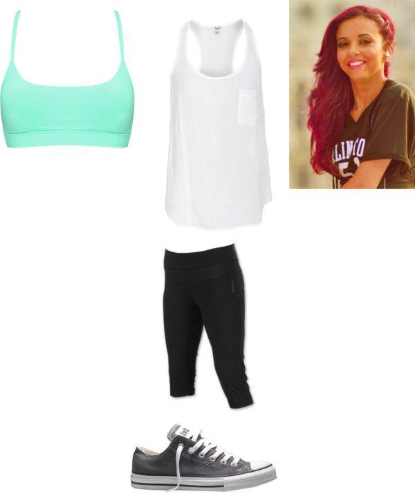 U0026quot;Little Mix Dance Practiceu0026quot; by yourrandomanon123 liked on Polyvore | Dance Outfits | Pinterest ...