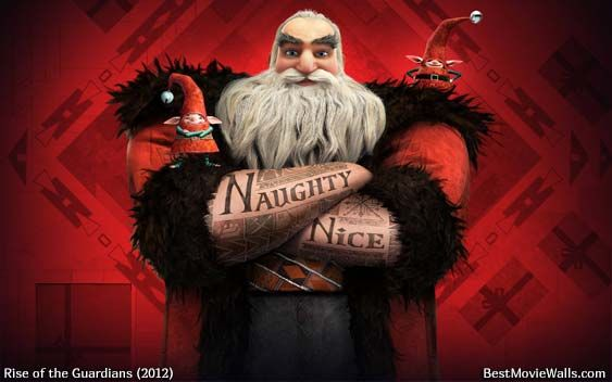 Santa Claus Is More Than A Legend Rotg Wallpaper With North Rise Of The Guardians The Guardian Movie Legend Of The Guardians