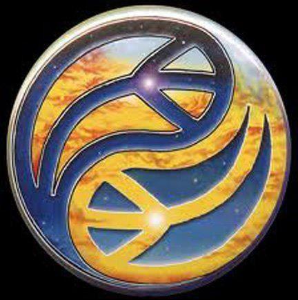 Peace ying yang