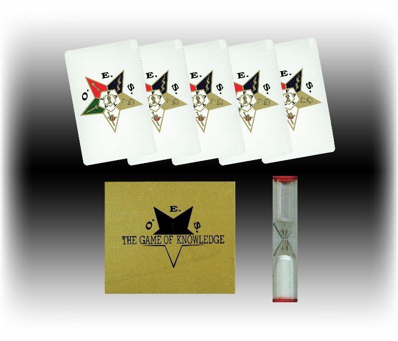 ES53 - O.E.S. Game Of Knowledge