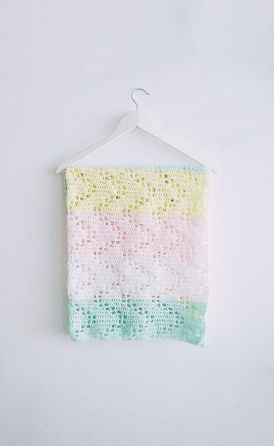 crochet baby blanket free pattern | Crochet | Pinterest | Manta ...