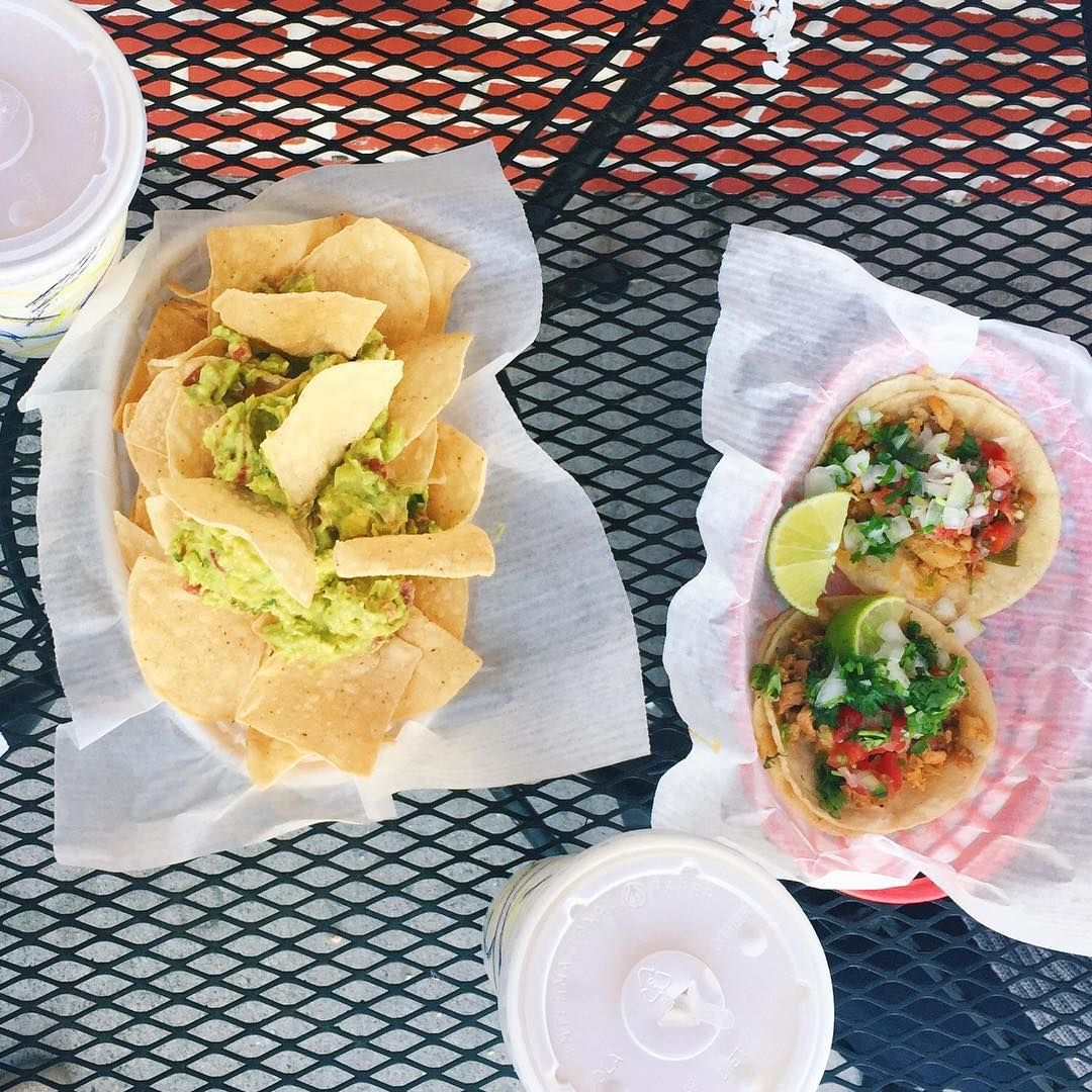 Tacos Don Roge In Carpinteria On This Fine Tacotuesday