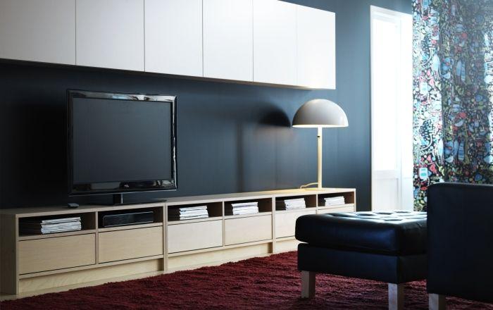 album 1 photos catalogues ikea banc tv besta billy hemnes liatorp ikea pinterest. Black Bedroom Furniture Sets. Home Design Ideas