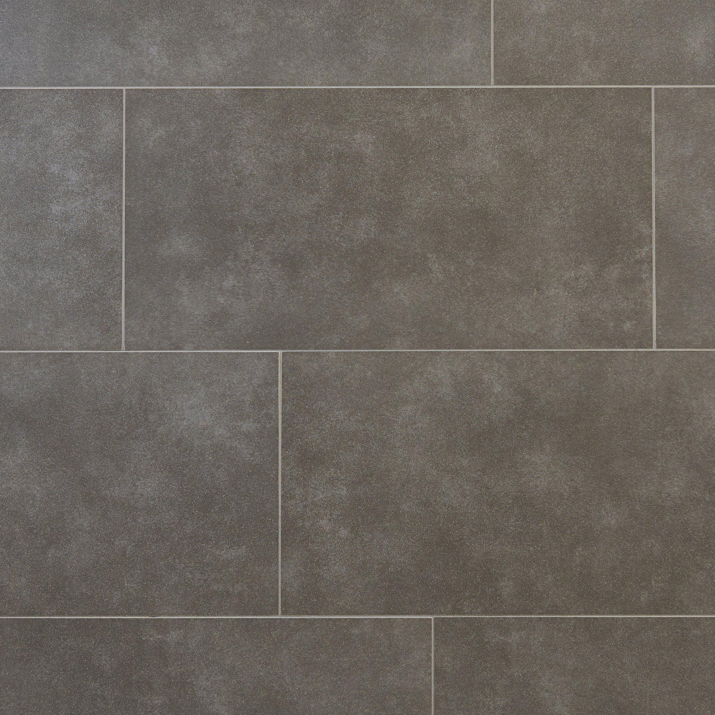 Concrete Gray Ceramic Tile Floor Decor In 2020 Tile Layout Flooring Porcelain Tile