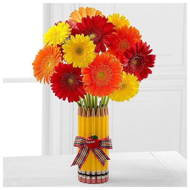 Back To School Best Gerbera Daisy Bouquet