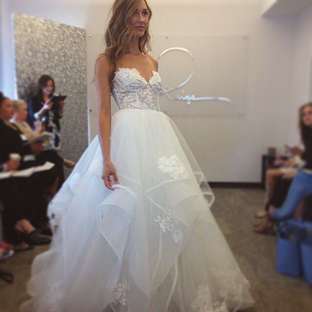"""#tbt to Candirooni! @candyerin #chantellegown #bridalmarket #loveher"" Photo taken by @misshayleypaige on Instagram, pinned via the InstaPin iOS App! http://www.instapinapp.com (09/25/2015)"